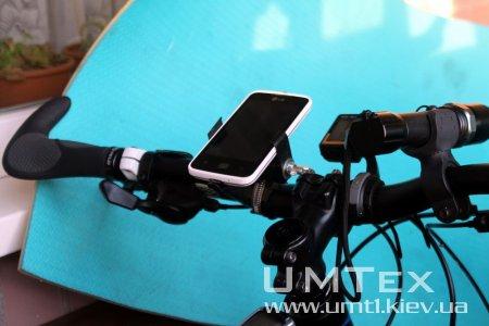 Велокрепеж для GPS